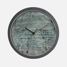 Fossil Beds Wall Clock