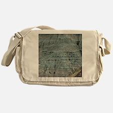 Fossil Beds Messenger Bag