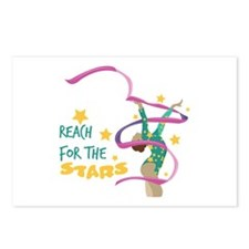 Reach For Stars Postcards (Package of 8)