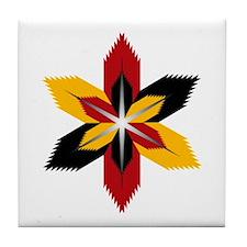 Native american religions Tile Coaster