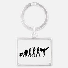 Martial Arts Evolution Keychains