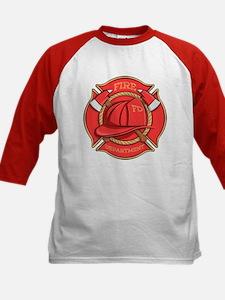 Firefighter Badge Tee