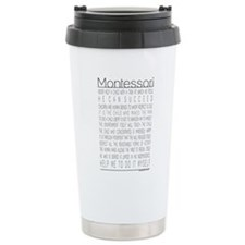 Cool Montessori teacher Travel Mug
