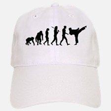 Martial Arts Evolution Baseball Baseball Cap