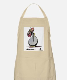 Abstract Relationship BBQ Apron
