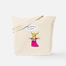 Goodbye Hillary Tote Bag