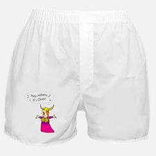 Goodbye Hillary Boxer Shorts