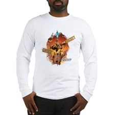 Guardians of the Galaxy Rocket Long Sleeve T-Shirt