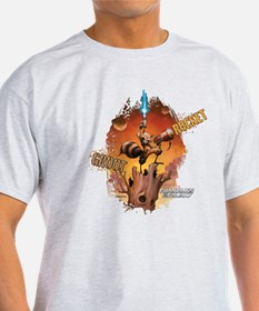 Guardians of the Galaxy Rocket and G T-Shirt