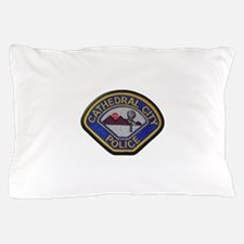 Cathedral City Police Pillow Case