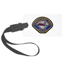 Cathedral City Police Luggage Tag