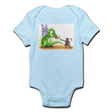 Brave Knight Infant Bodysuit