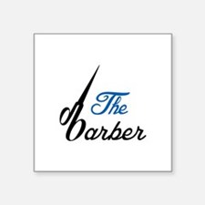 THE BABRBER Sticker