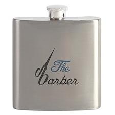 THE BABRBER Flask