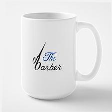 THE BABRBER Mugs