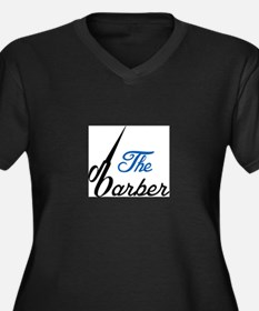 THE BABRBER Plus Size T-Shirt
