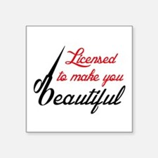 MAKE YOU BEAUTIFUL Sticker