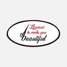 MAKE YOU BEAUTIFUL Patch