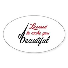 MAKE YOU BEAUTIFUL Decal