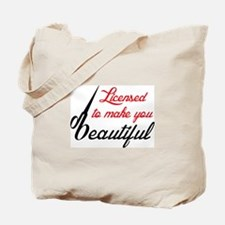 MAKE YOU BEAUTIFUL Tote Bag