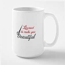 MAKE YOU BEAUTIFUL Mugs