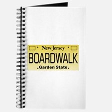 Boardwalk NJ Tag Giftware Journal
