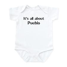 About Pueblo Infant Bodysuit