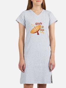 Dish It Up Women's Nightshirt