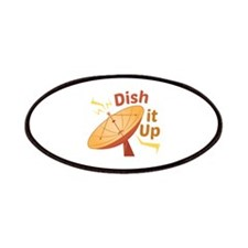 Dish It Up Patch