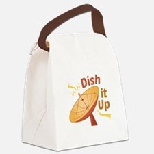 Dish It Up Canvas Lunch Bag