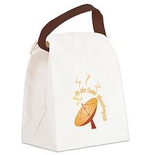 Same Wavelength Canvas Lunch Bag