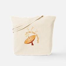 Same Wavelength Tote Bag