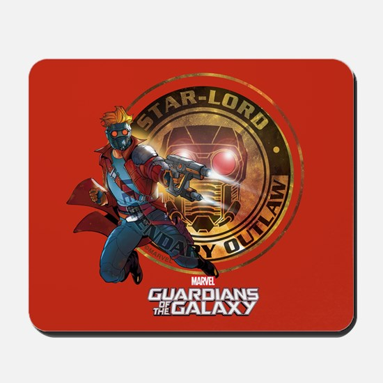 Guardians of the Galaxy Star-Lord Mousepad