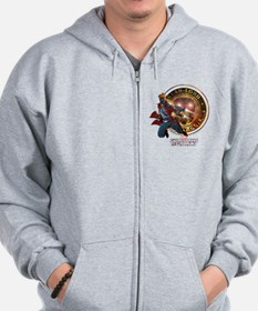 Guardians of the Galaxy Star-Lord Zip Hoodie