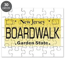 Boardwalk NJ Tag Giftware Puzzle