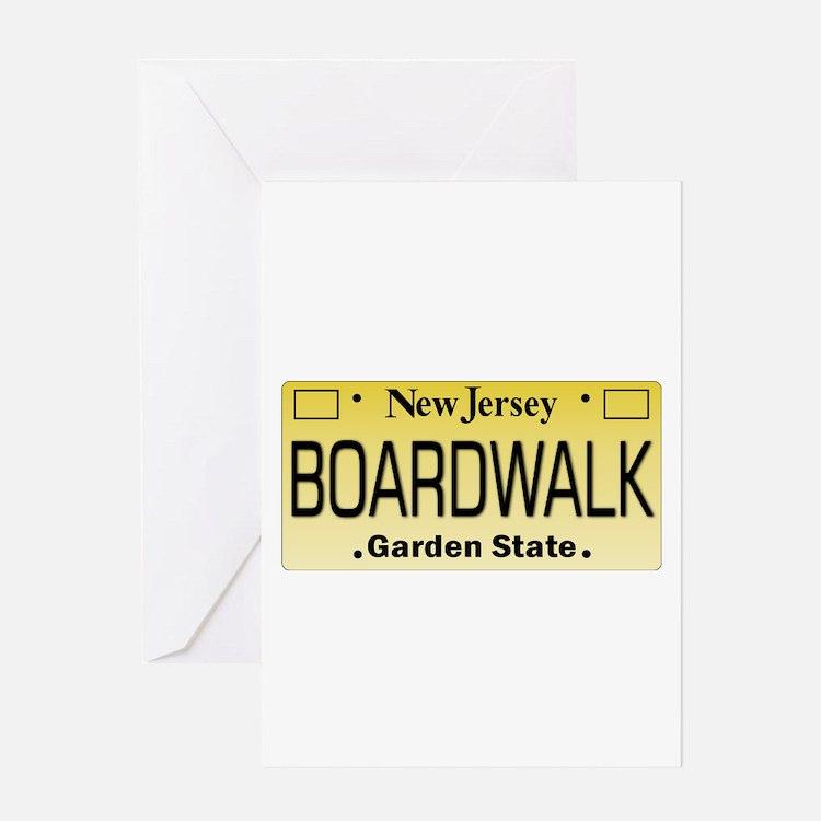 Boardwalk NJ Tag Giftware Greeting Cards