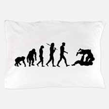 Evolution of Judo Pillow Case