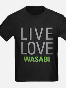 Live Love Wasabi T-Shirt