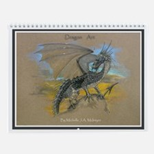 Wall Calendar - DRAGON ART