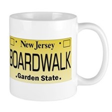 Boardwalk NJ Tag Giftware Mugs