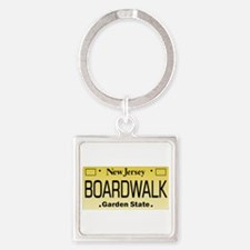 Boardwalk NJ Tag Giftware Keychains