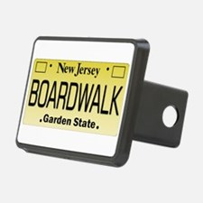 Boardwalk NJ Tag Giftware Hitch Cover