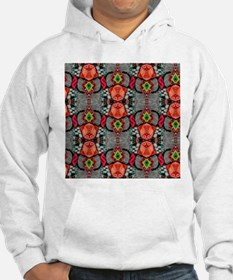 Polynesian Tribal Cloth Jumper Hoody