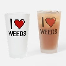 Cute Commo Drinking Glass
