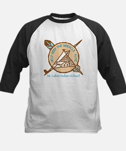 Cute Native american sacred heart Tee