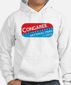 Congaree National Park (red/b Hoodie