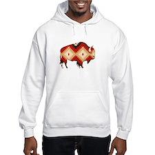 Funny American indian pattern Hoodie