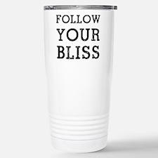 Follow Bliss Travel Mug