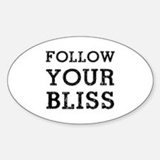 Follow Bliss Decal