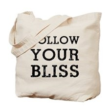 Follow Bliss Tote Bag